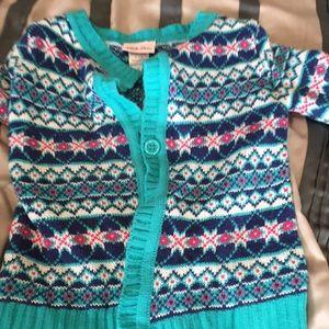 Toddler girls sweater